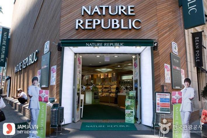 Thương hiệu Nature Republic 4