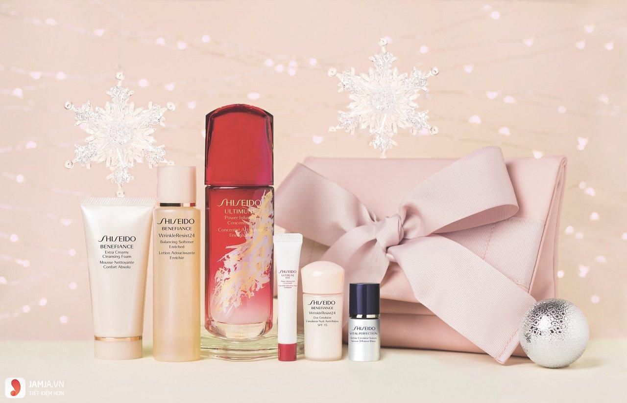 Đôi nét về thương hiệu Shiseido