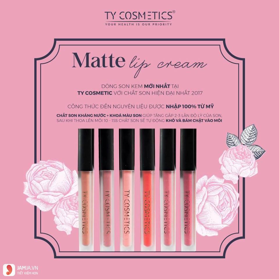 Thương hiệu sonTy Cosmetics 1