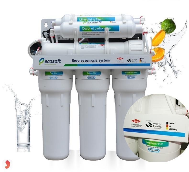 Tiêu chí chọn mua máy lọc nước 2