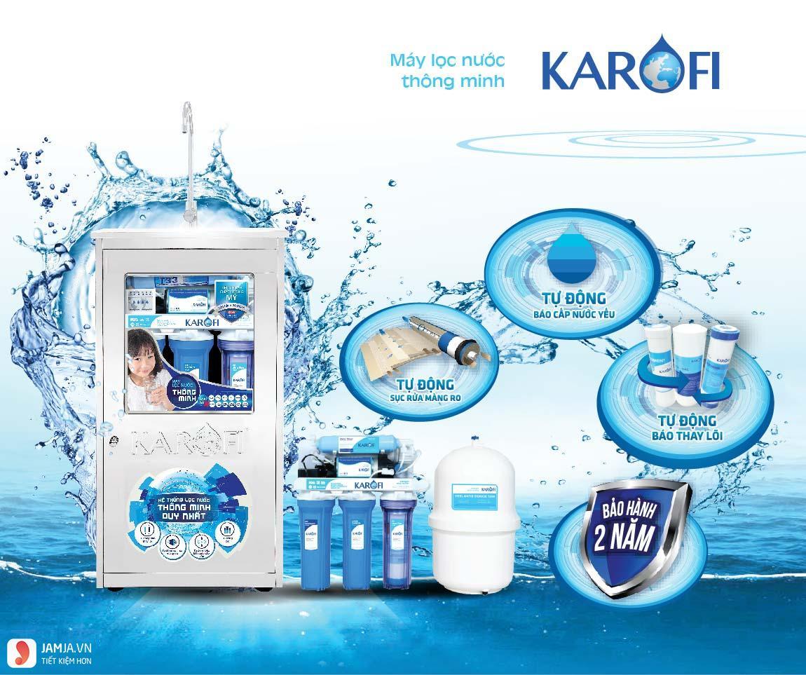 Tiêu chí chọn mua máy lọc nước 4
