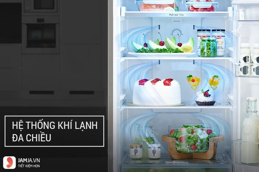 Tủ lạnh2 cửa Inverter LG GN-L205S 1
