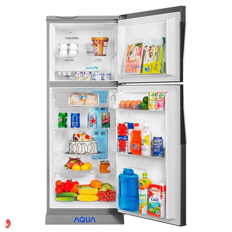 Tủ lạnh Aqua AQR-S205BN (SN)