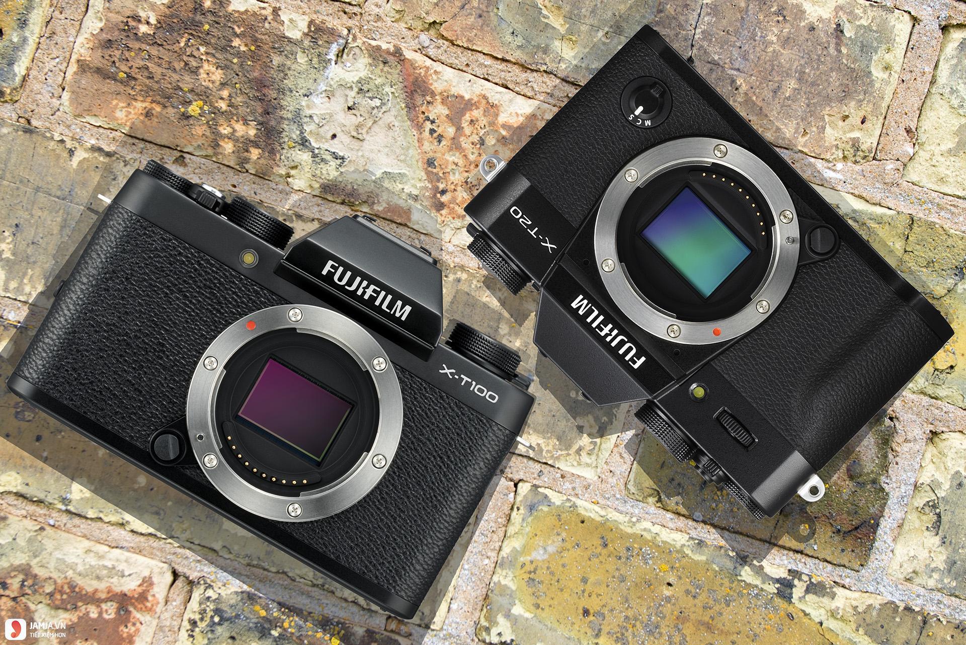 Ưu điểm của máy ảnh Fujifilm 1