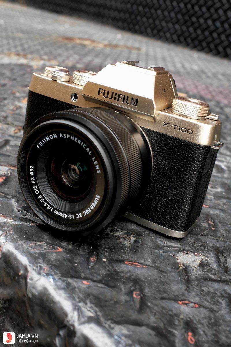 Ưu điểm của máy ảnh Fujifilm 2