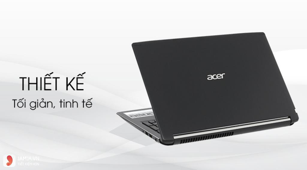 Acer Aspire A715 72G 54PC i5 8300H 3