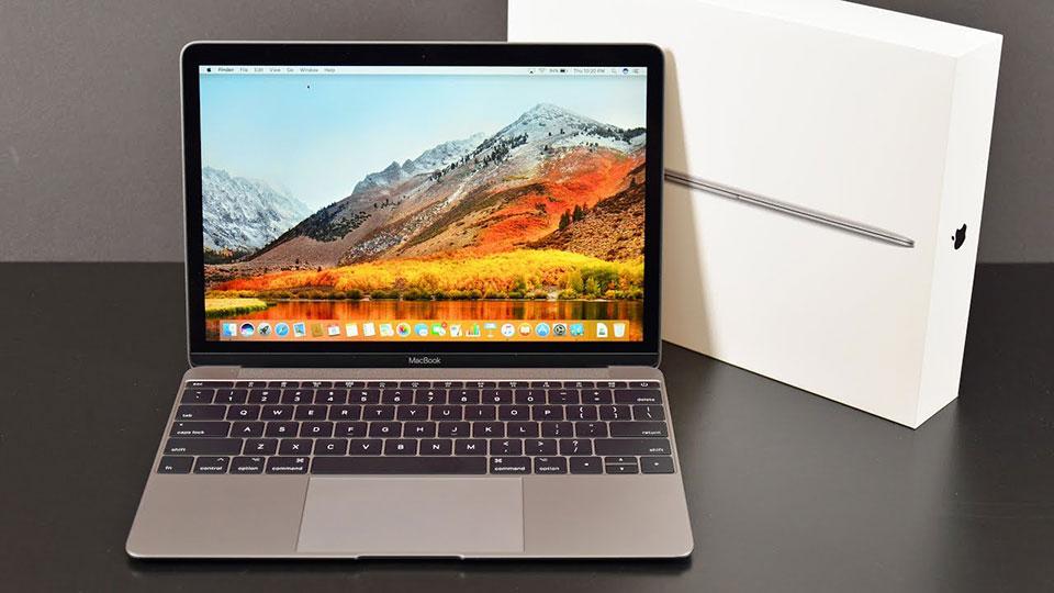 Apple MacBook Air 12 inch 1