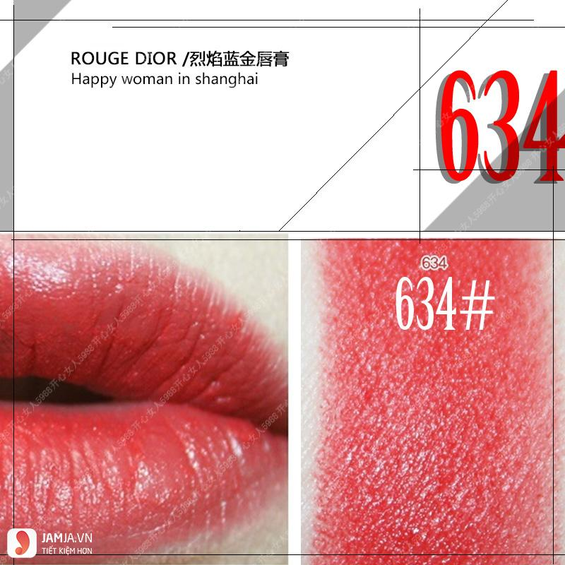 Dior Rouge 634