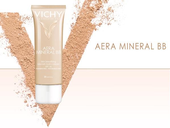 Kem lót VICHY Aera Mineral BB