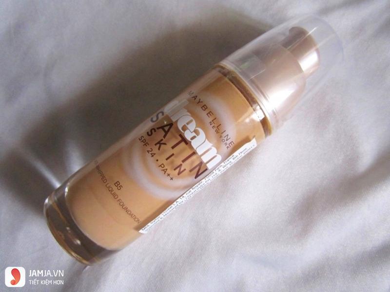 Kem nền Maybelline Dream Liquid Satin Skin