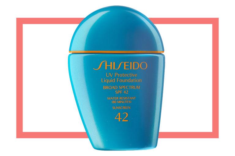 Kem nền ShiseidoUV Protective Liquid Foundation