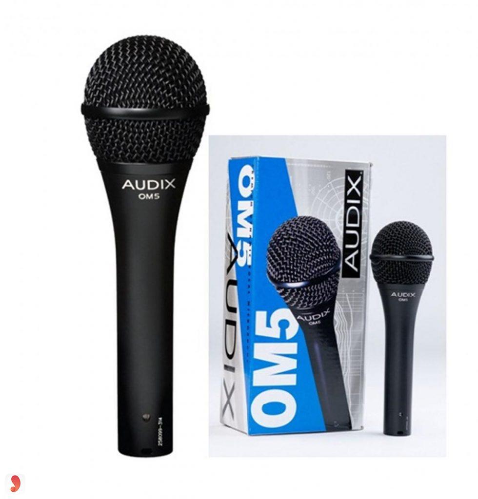 Micro có dây Audix OM5