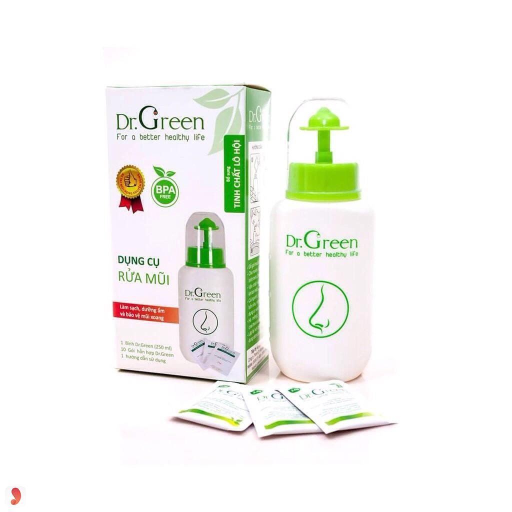Bình Rửa Mũi Doctor Green