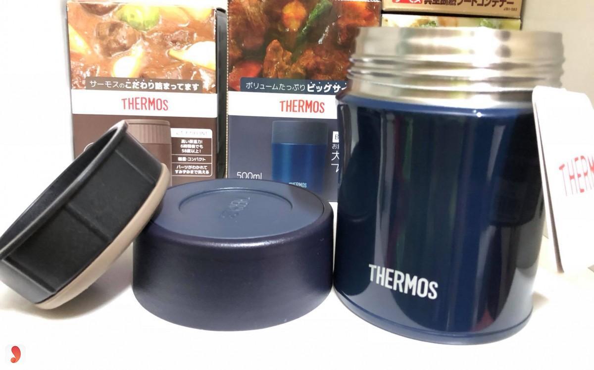 Bình ủ cháo Thermos