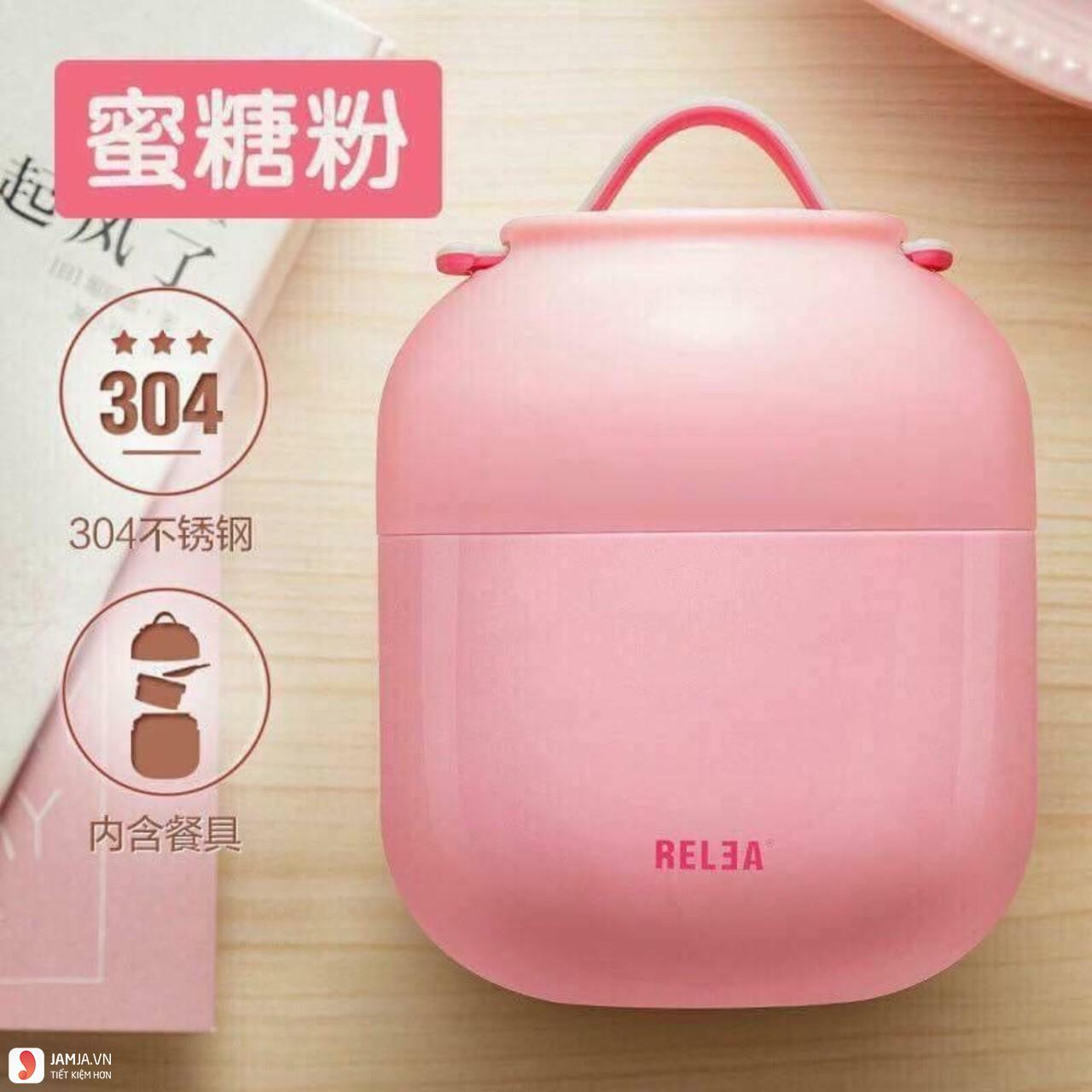 Bình ủ cháo Relea 700ml