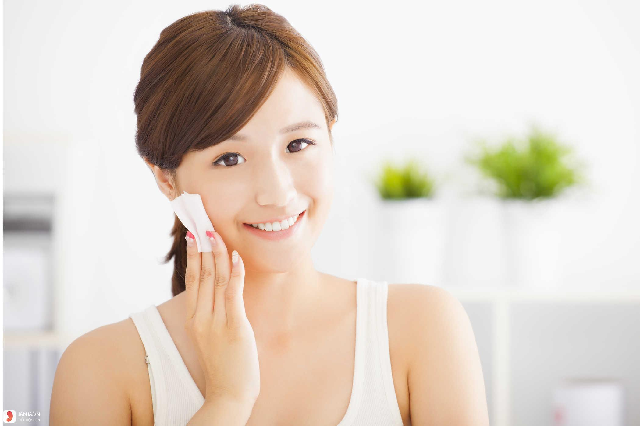 Cách sử dụng nước hoa hồngByphasse Face Soft Toner Lotion 2