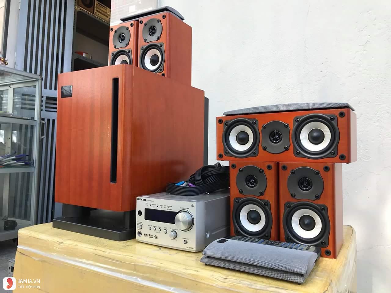 Dàn âm thanh 5.1 là gì 1