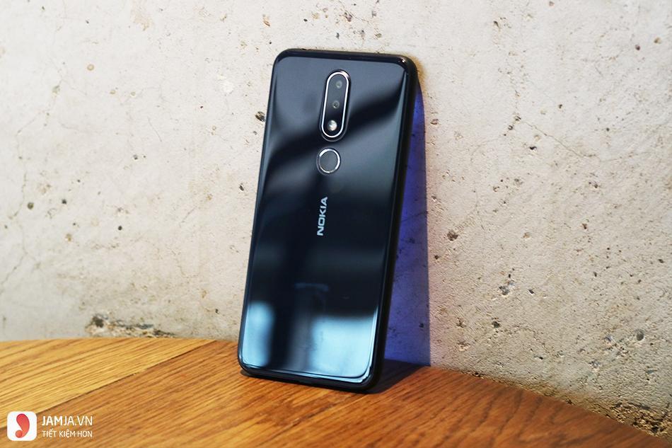 Điện thoại Nokia 6.1 Plus 1