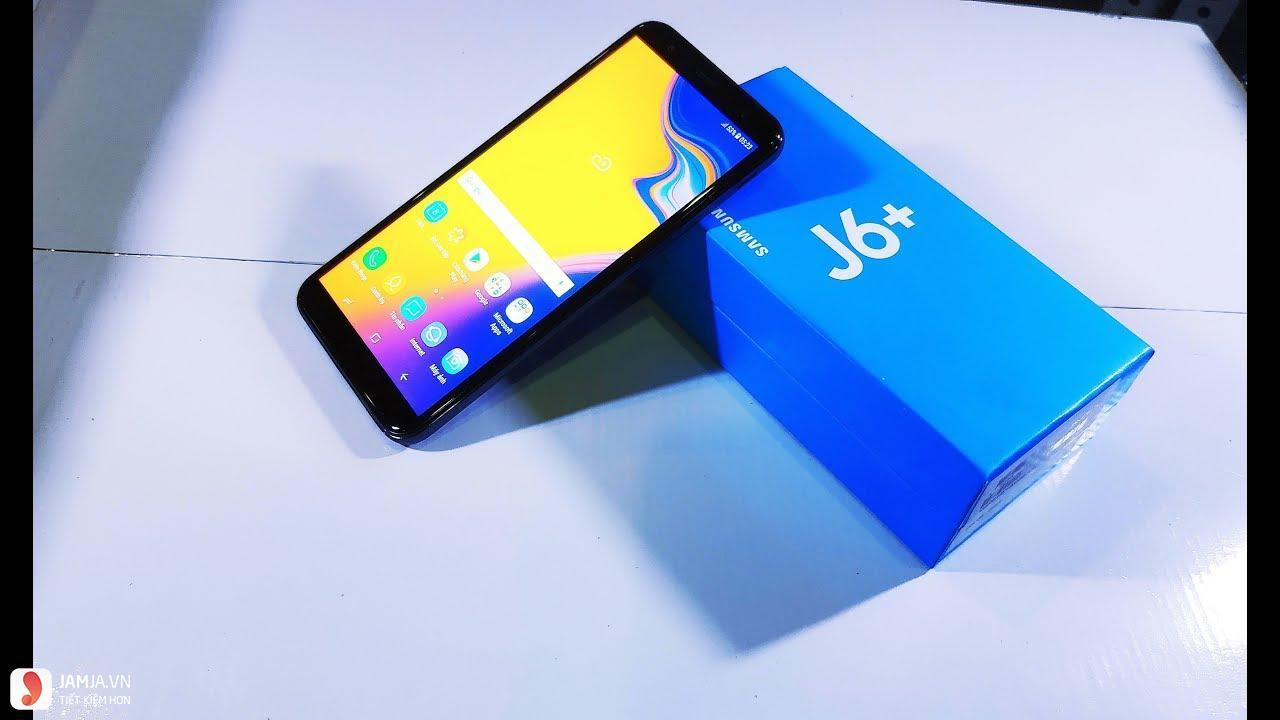 Điện Thoại Samsung Galaxy J6 Plus 1
