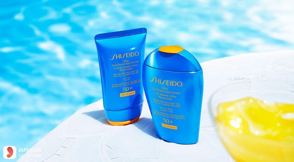 Kem chống nắng Shiseido Perfect UV Protector SPF 50+ PA++++