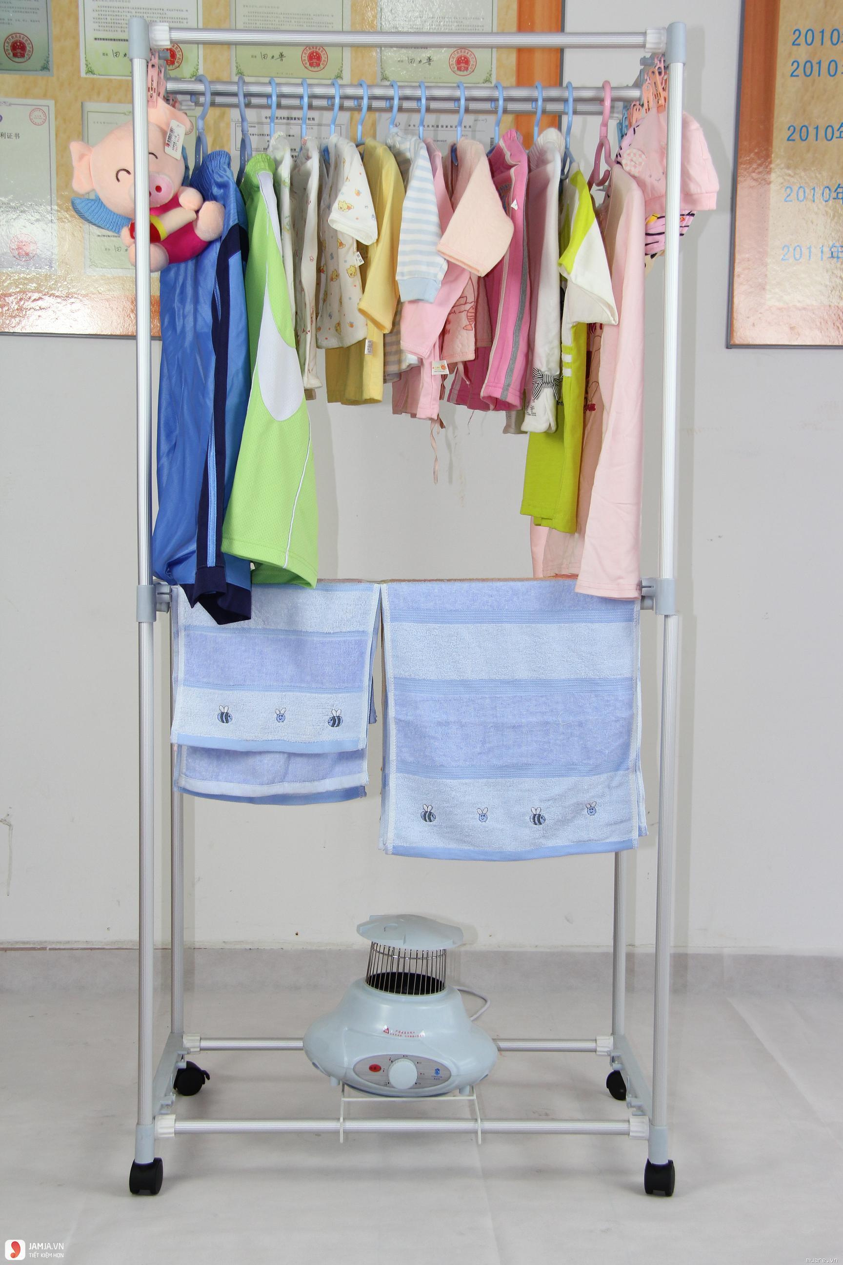 Kinh nghiệm chọn tủ sấy quần áo 2