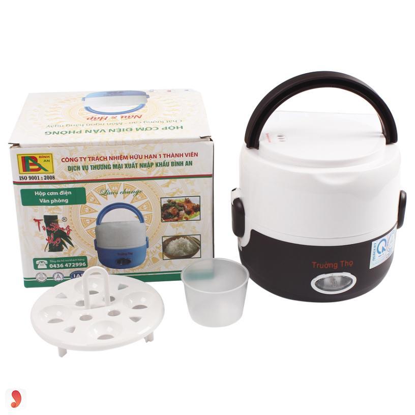 Lưu ý khi sử dụng hộp cơm hâm nóng 2