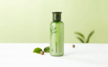Nước hoa hồng trà xanh Innisfree Green Tea Fresh Skin