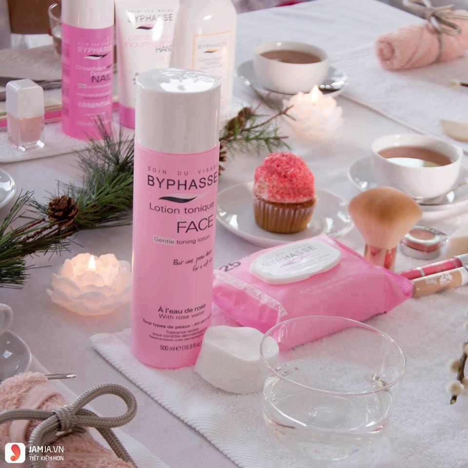 Byphasse Face Soft Toner Lotion cho da thường và da khô