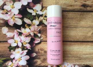 nước hoa hồng byphasse review