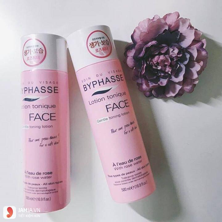 Nước hoa hồng Byphasse review chi tiết 2