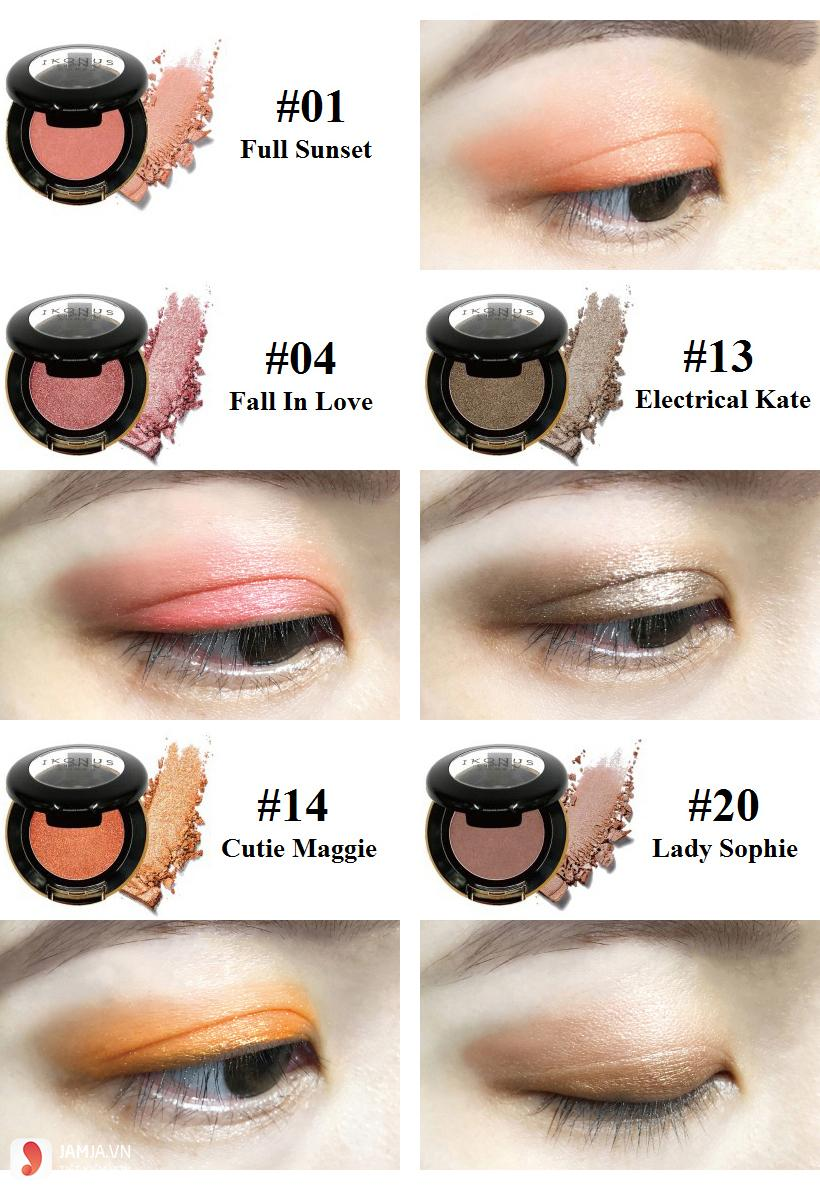 IKONUS Flash Eyeshadow3