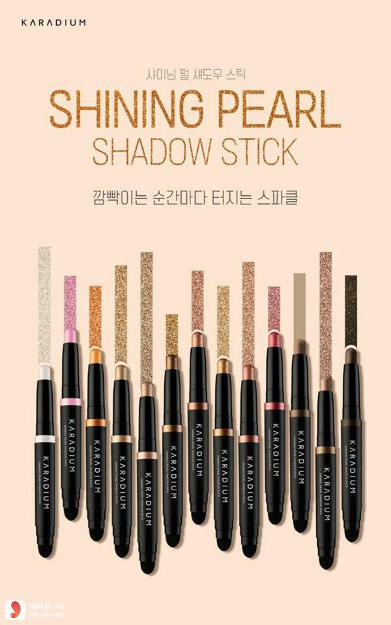 Karadium Shining Pearl Shadow Stick 1