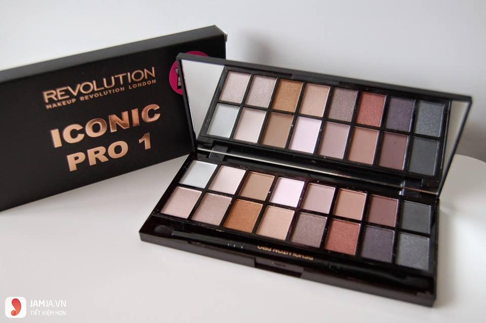 phấn mắt Makeup Revolution Iconic Pro 1 ảnh1
