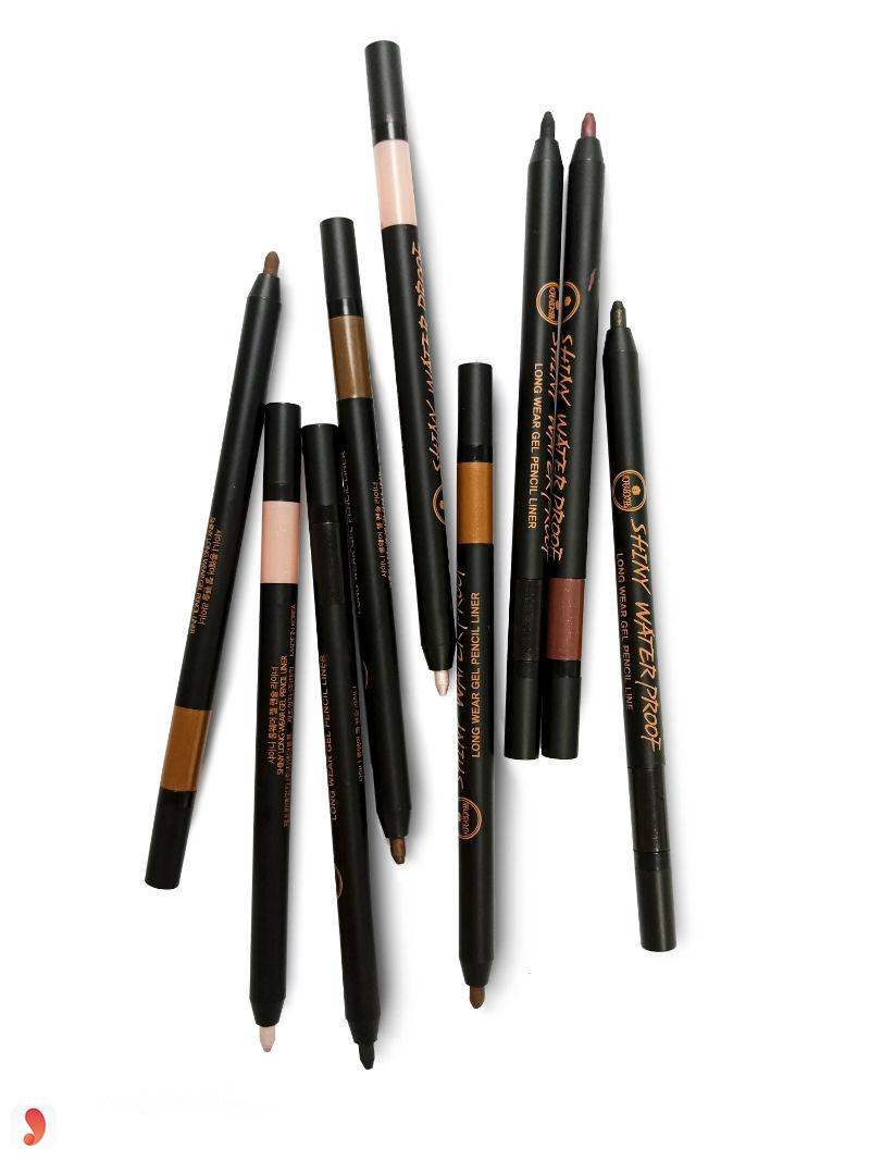Shiny Water Proof Long Wear Gel Pencil Liner2