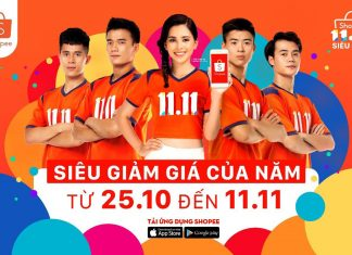 Shopee 11.11 sale