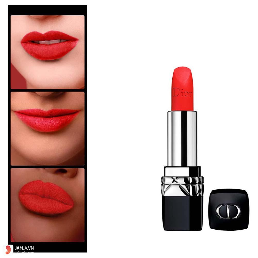 Chất son Dior Rouge