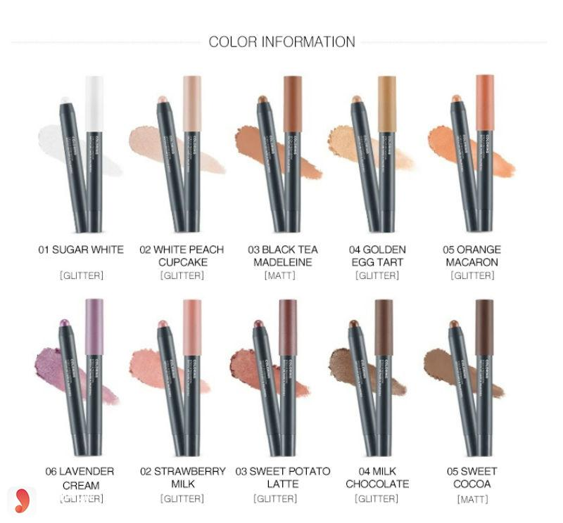 The Face Shop Color Stick Eyeshadow