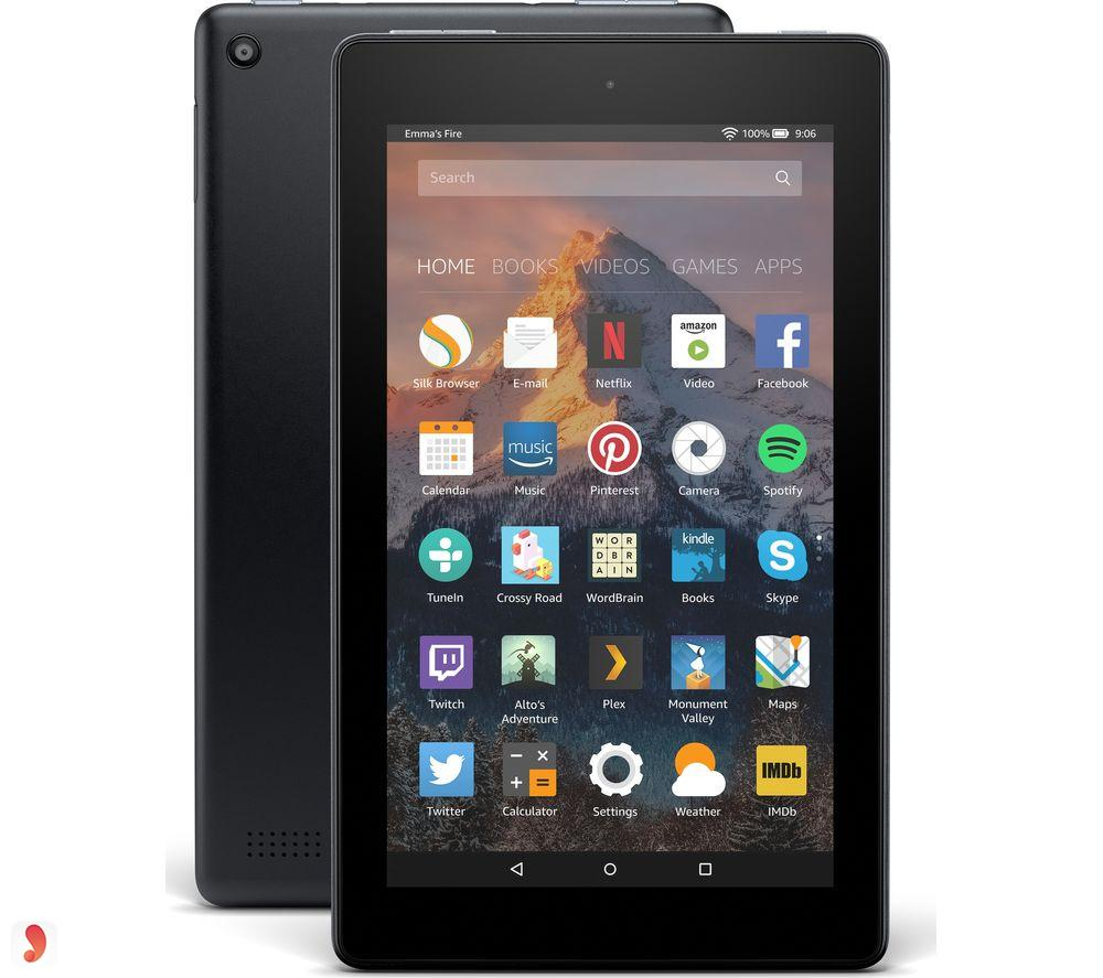 Amazon Fire 7 Tablet 2