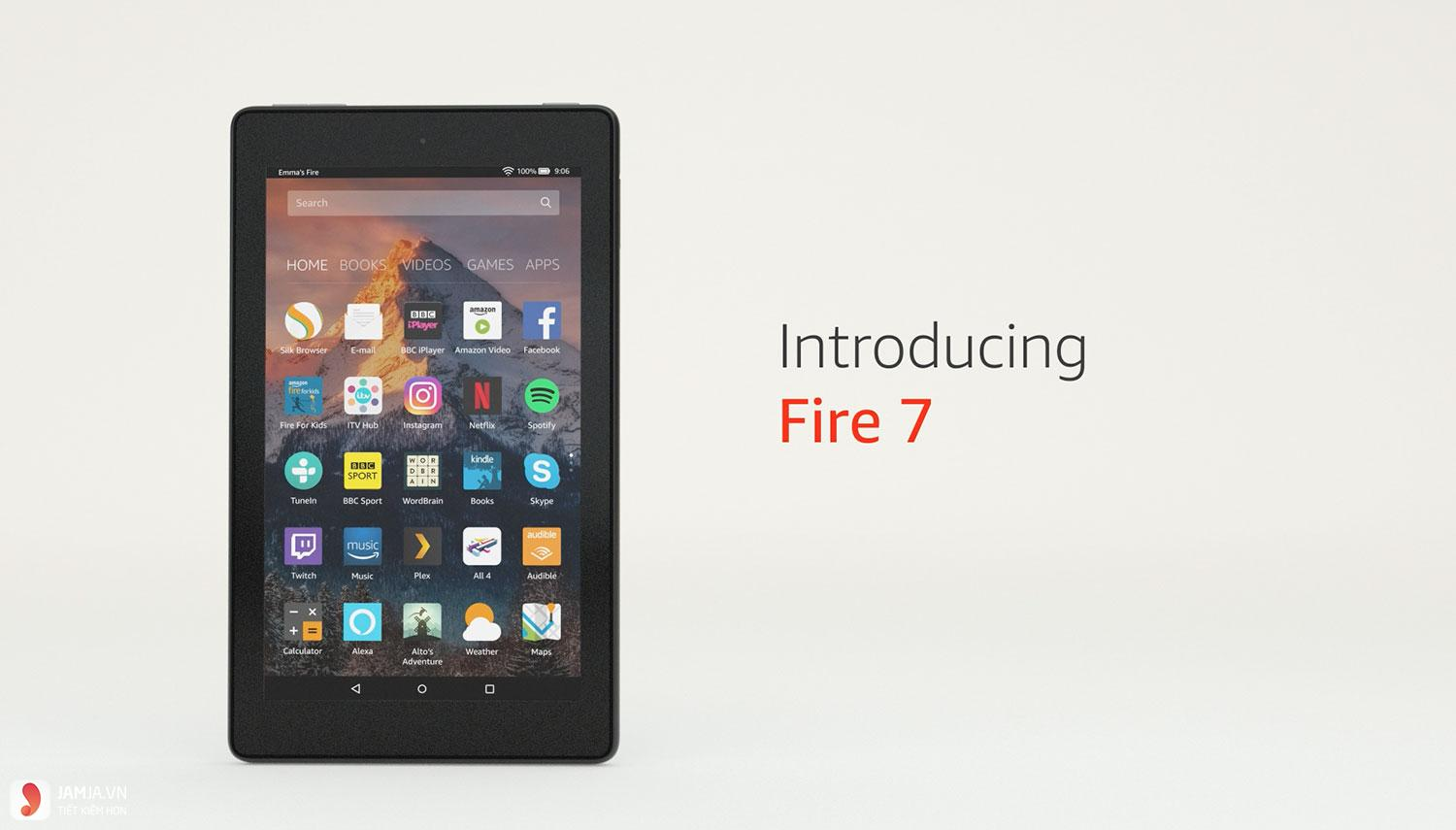 Amazon Fire 7 Tablet 3