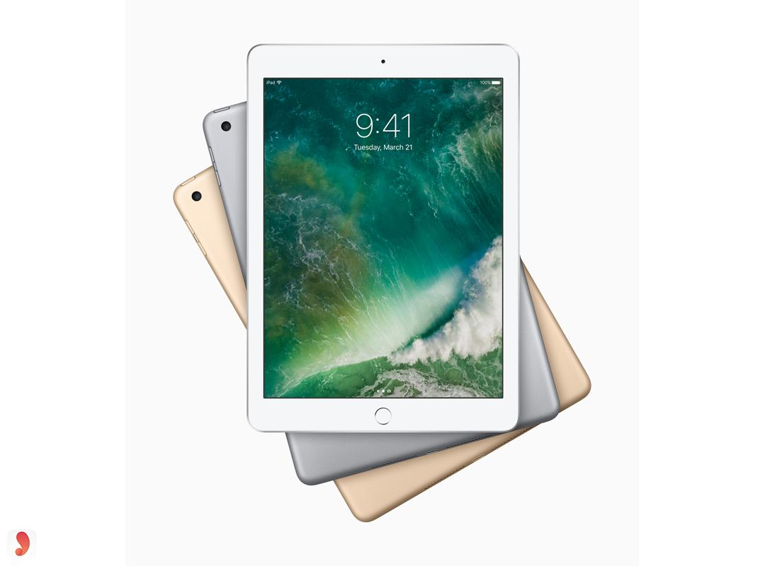 Apple iPad Wifi 2017 3