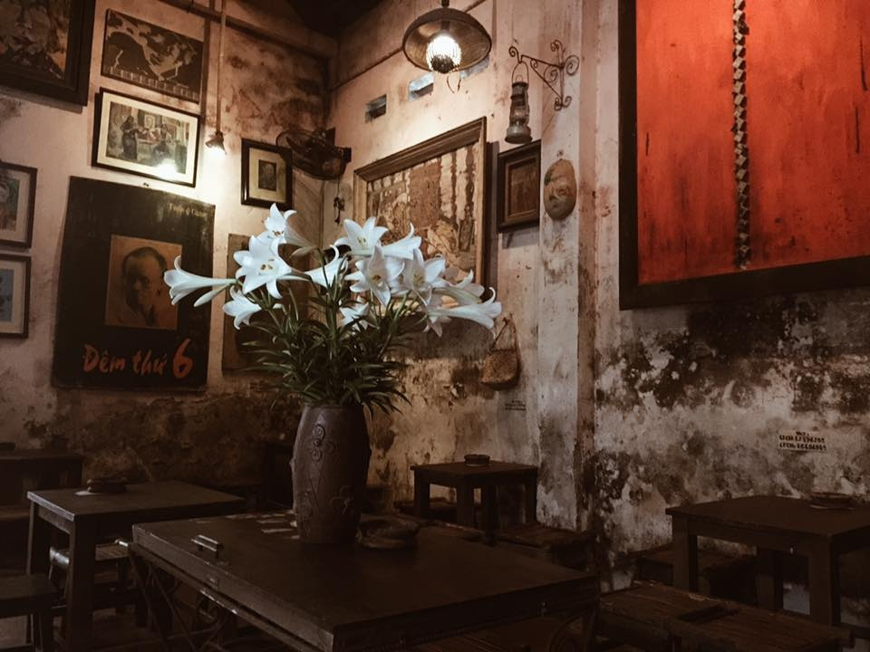 Cafe Cuối Ngõ 1