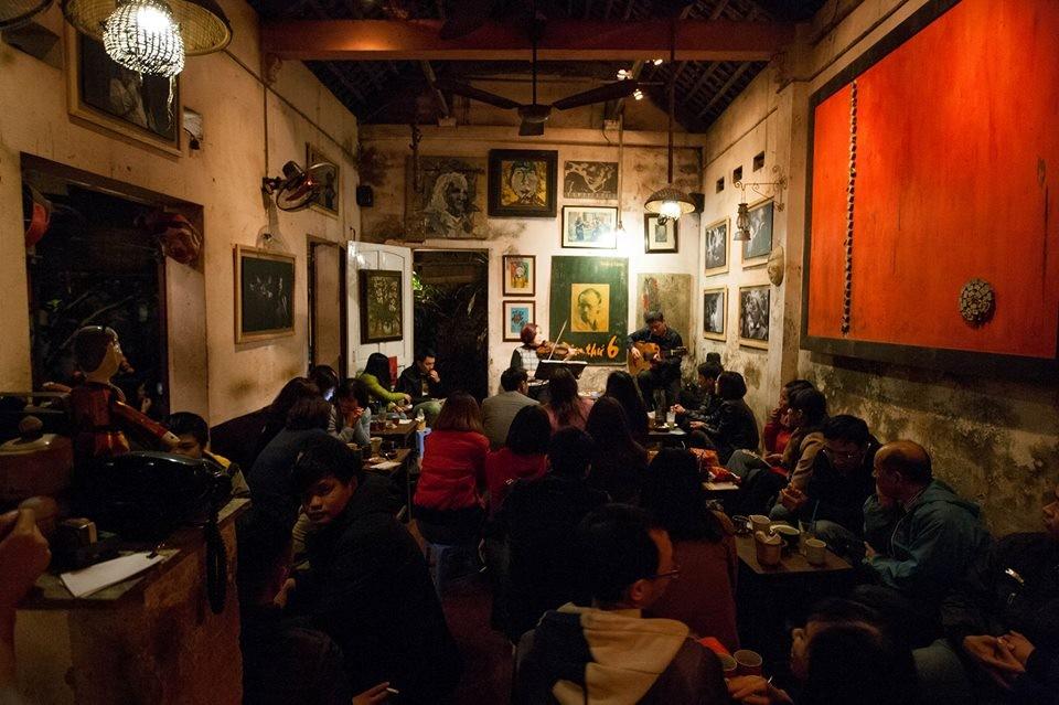 Cafe Cuối Ngõ 2