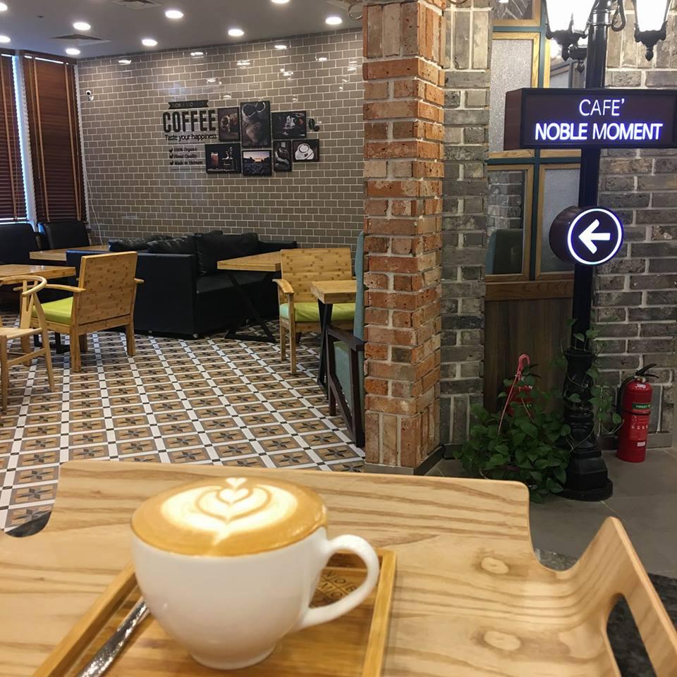 Café Noble Moment 3
