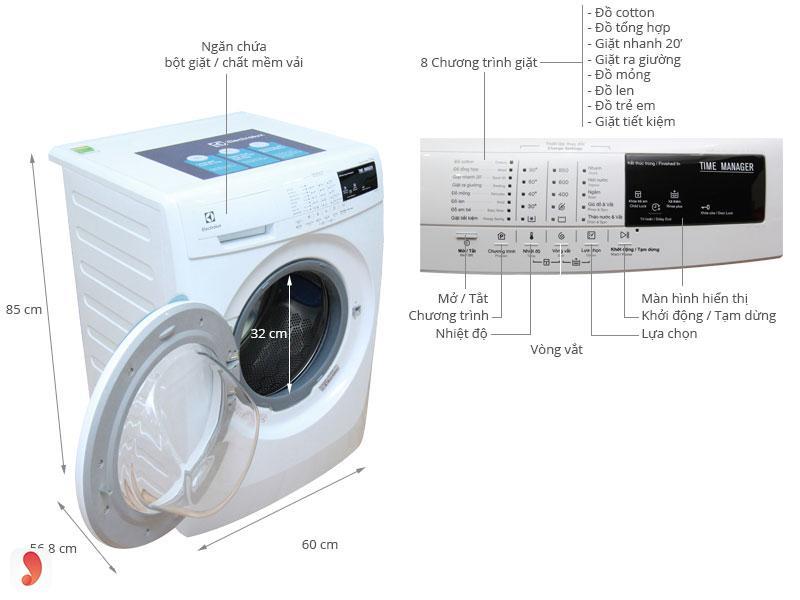 Electrolux EWF80734