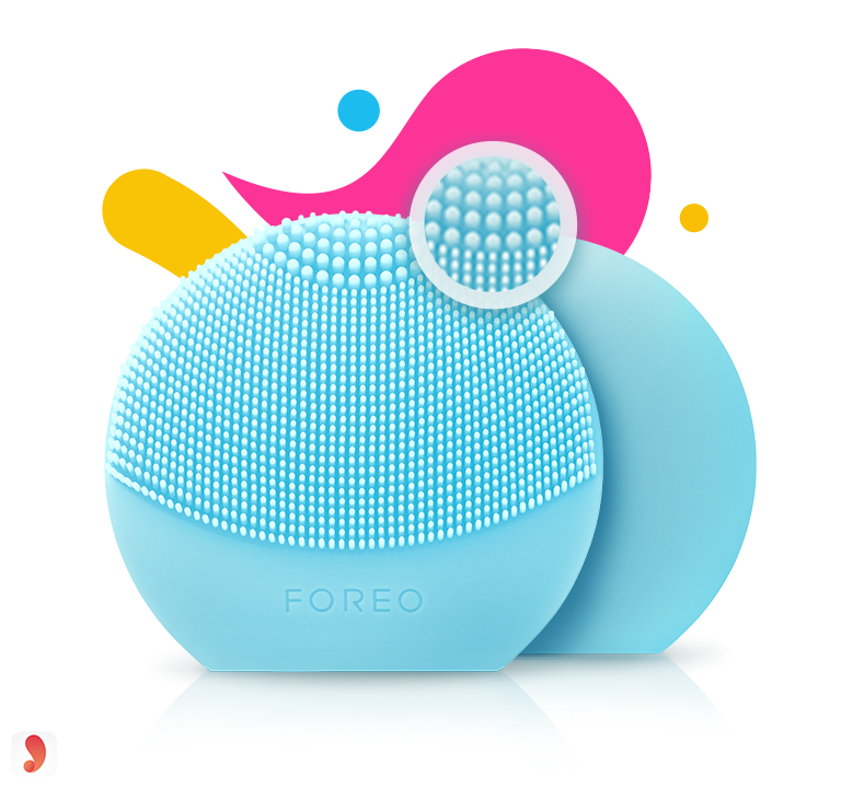 Foreo Luna Play Plus The Tiny But Mighty Sonic Face Cleanser