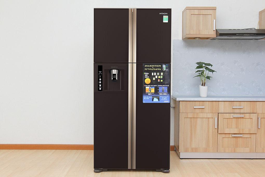 Tủ lạnhHitachi R-W660FPGV3X GBK