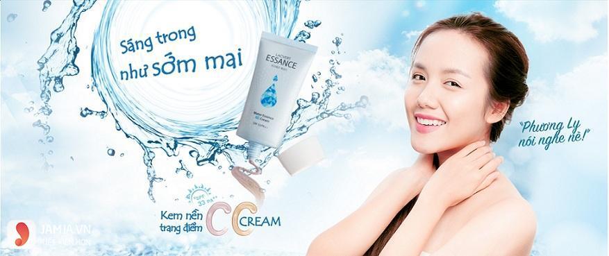 Kem nềnLacvert EssanceWater Essence CC Cream