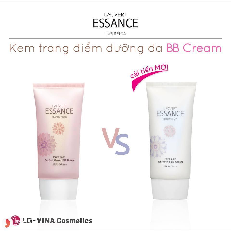 Kem nền Pure Skin Perfect Cover BB Cream