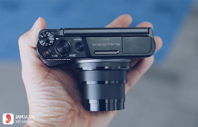 Máy ảnh Canon PowerShot SX730 HS