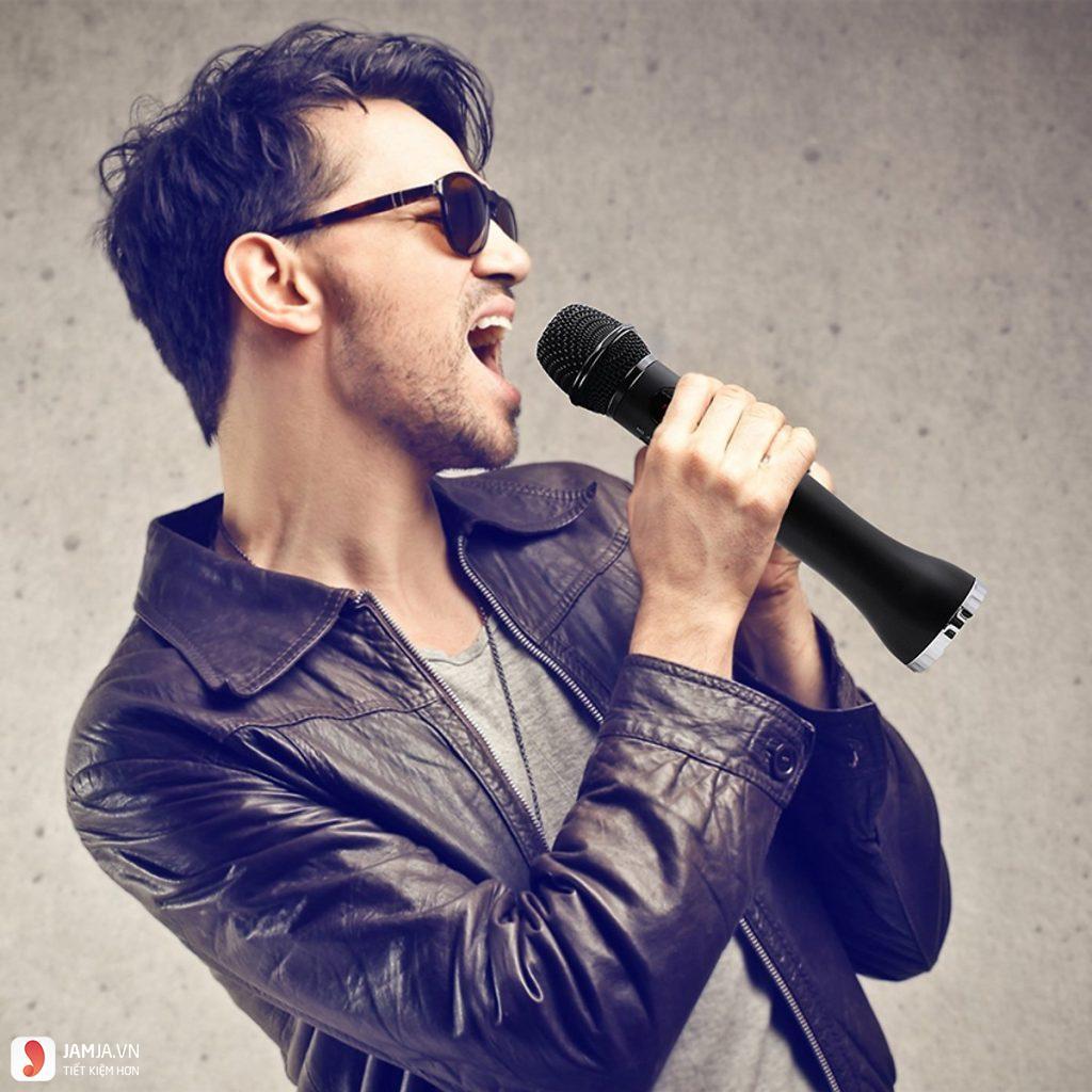 Micro karaoke bluetooth L-598